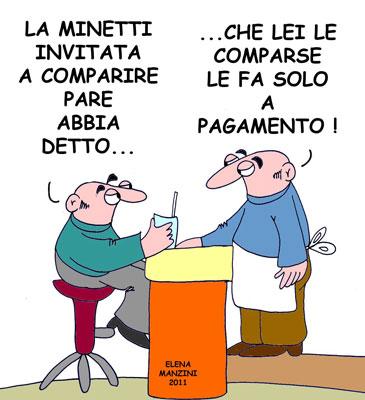 Vignetta di Elena Manzini
