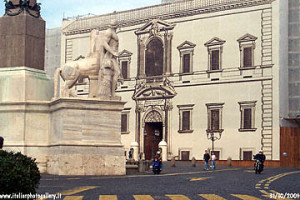 Roma, QUIRINALE, Ph.RiccardoCattani