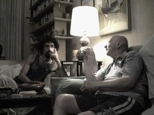 David Colantoni e Aldo Rosselli