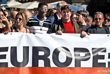 EUROPA,  UN SALTO DI QUALITÀ, NELL'UNITA'