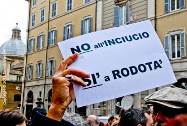MOVIMENTO CINQUE STELLE:  ROMA O MORTE