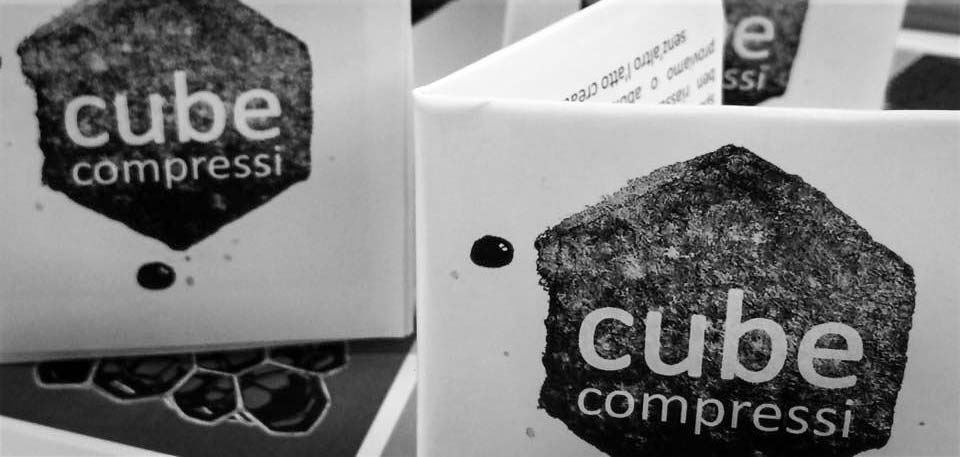 Ceramica : CUBE compressi ad Argillà Italia 2016