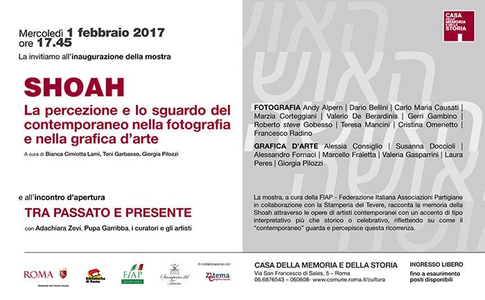 Teresa Mancini Shoah, Roma Casa della Memoria e della storia